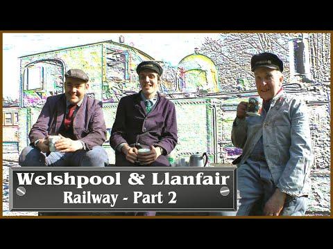 Download Welshpool & Llanfair Railway. Narrow Gauge Railway UK. Part 2. Welsh Tourism.