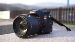 소니 미러리스 카메라 a6000 스테디 샷 (망원 촬영…