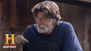 The Curse of Oak Island: SILVER FOUND In Earth Shattering Discovery (Season 7)   History