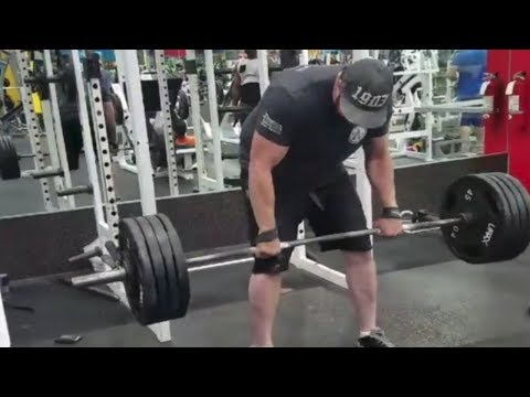 WATCH: Is This The Worst Deadlift Ever? (Ego Lifting Gone Wrong)