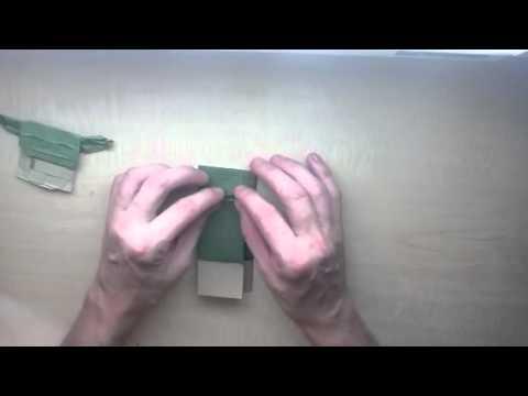 Cover Yoda instructions | Origami Yoda | 360x480