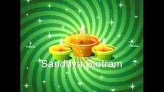 Sandhya Stotram - Evening Mantras