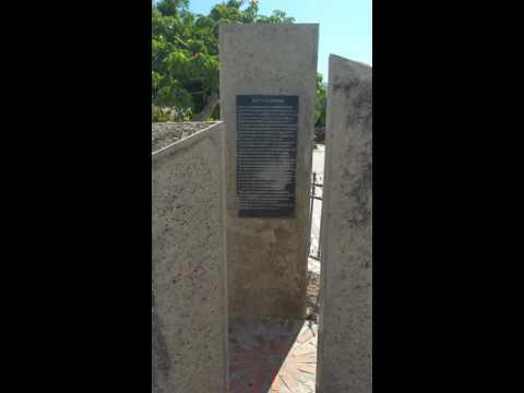 Dutty Boukman Memorial in OKAP