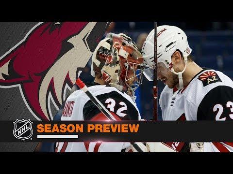 31 in 31: Arizona Coyotes 2018-19 season preview