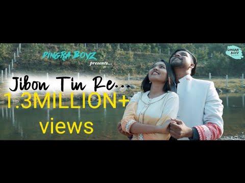 JIBON TIN RE // NEW SANTHALI VIDEO SONG 2020