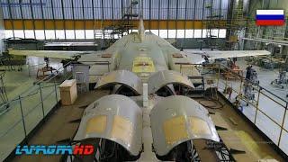 Tupolev Tu-22M3M - Supersonic Long-Range Strategic Bomber