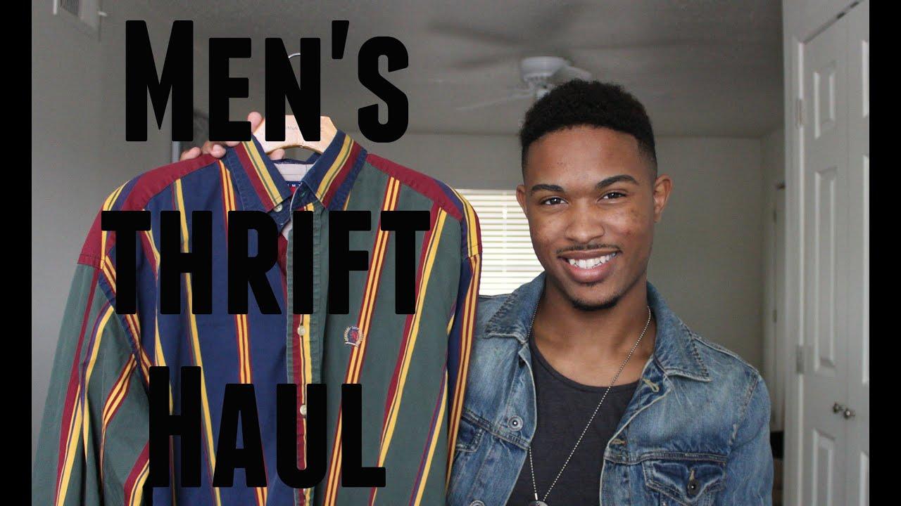 Mens Thrift Fashion