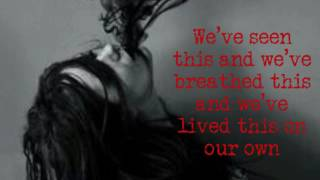 Taproot-Poem (Lyrics) music video
