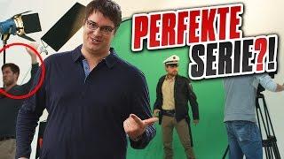 Wie man die PERFEKTE YouTube-Serie macht - Am Set von OBERUCKEN