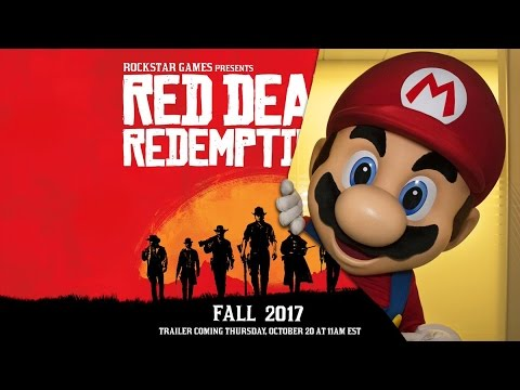 TRAILERS RED DEAD REDEMPTION 2 & NX