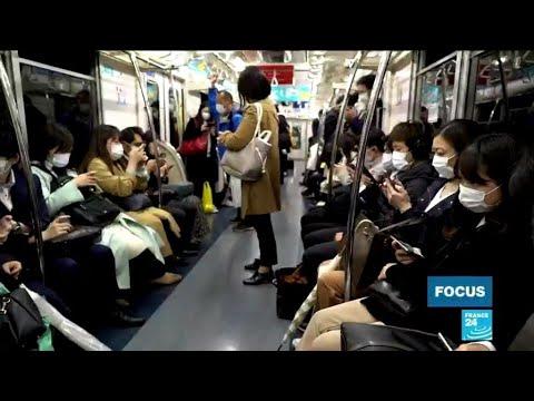 Au Japon, le temps de l'insouciance face au Covid-19 est révolu