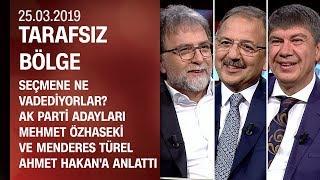 Seçmene ne vadediyorlar? Mehmet Özhaseki ve Mender