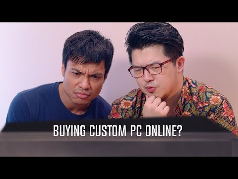 Build Your Monster PC With Lazada!