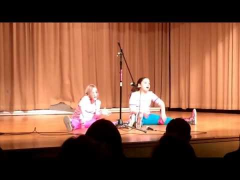 cup-song-mashup---4th-grade-talent-show