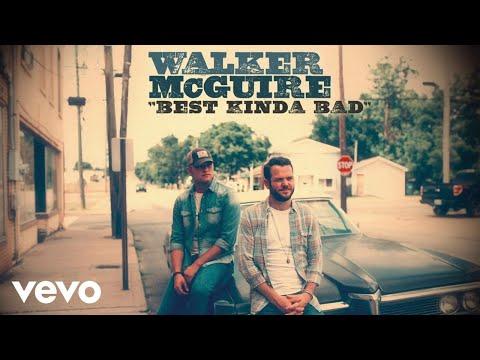Chords for Walker McGuire - Best Kinda Bad (Official Audio)