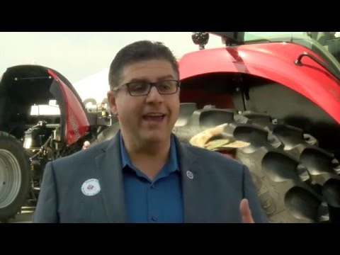 Fresno State and Alumni Boldy Support the Valley at World Ag Expo 2016