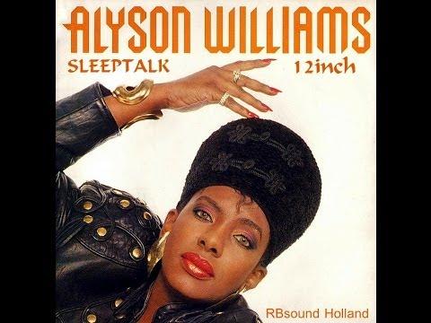 Alyson Williams - Sleep Talk (12inch Extended Mix) HQsound