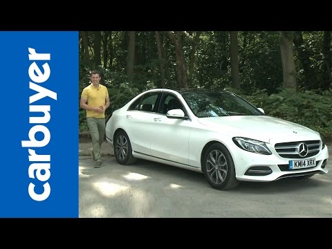 Mercedes C-Class saloon review - Carbuyer