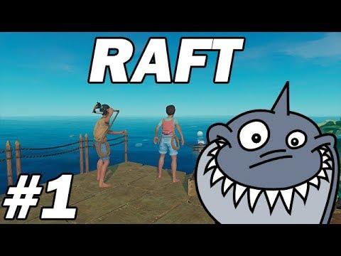 Présentation : RAFT FR : Survie et Construction en mer ! #1