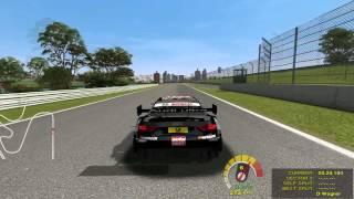 Game Stock Car 2013 - DTM Mod - Abt Audi - Interlagos *1080p FullHD*