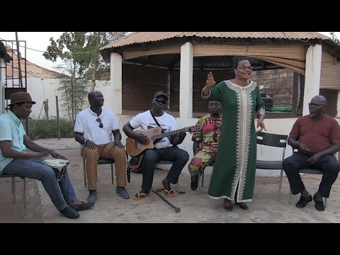 Video: Super Mama Djombo, Guinea-Bissau's soundtrack