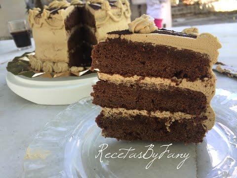 Tarta de Moka - Layer Cake - Café y...