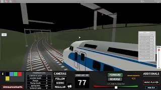 Terminal Railways | Linshire to Spring Hills | Roblox