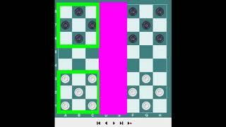 5  ЗАПОВЕДЕЙ  ШАШИСТА. Учимся правильно играть в шашки