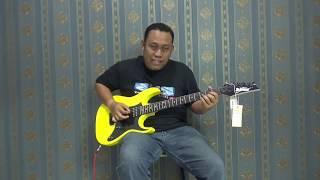 Demo Gitar - Ibanez Gio GRX 55B