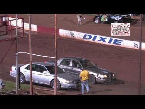 Dixie Speedway 5/27/17 Spectator Race!