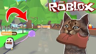 STEP TO MY PET BEING INVISIBLE WITH THE NEW TOYS OF ADOPT ME😱- ROBLOX