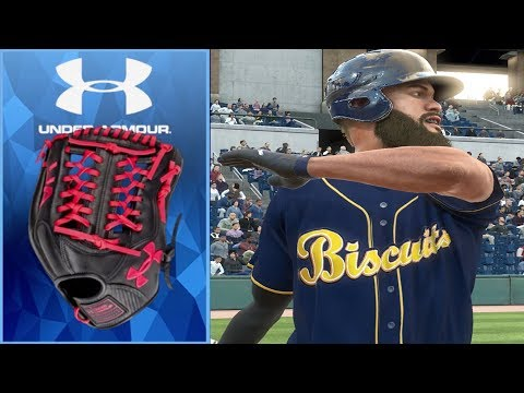 NEW GLOVE!! OMG INSANE PERFORMANCE  MLB THE SHOW 18 ROAD TO THE SHOW EPISODE 7