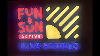 Fun Sun Active Club Hydros5 Видео обзор отеля Турция Кемер 2021 август