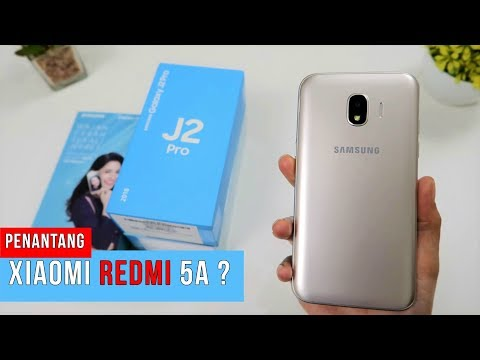 Unboxing Samsung Galaxy J2 PRO (2018) Indonesia!