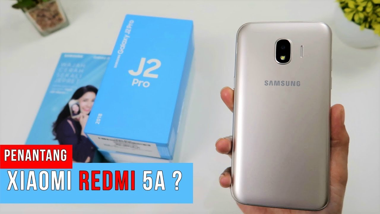 Unboxing Samsung Galaxy J2 Pro 2018 Indonesia Youtube