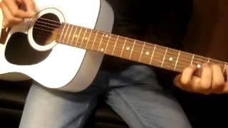 Кельтская гитара Кукушка часть 1