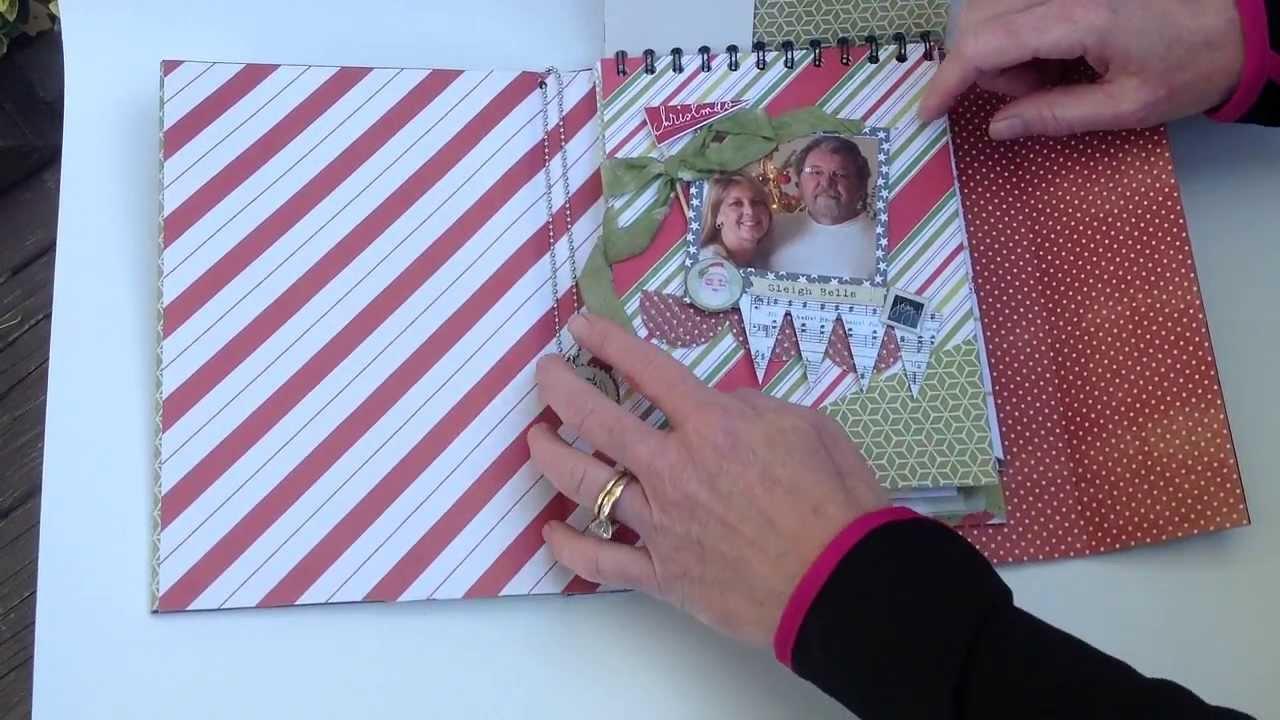 Epiphany Crafts & Heidi Swapp Insta Christmas Album