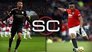 Qual é o seu time ideal entre os elencos de Manchester City e United? | SportsCenter
