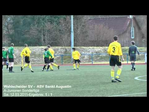 Wahlscheider SV --  ASV Sankt Augustin A-Junioren Sonderliga [12.03.2011]