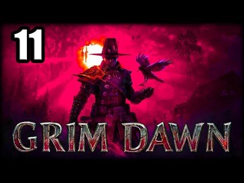 Grim Dawn Depraved Sanctuary Salazar Blade Of Chthon Boss Part 11