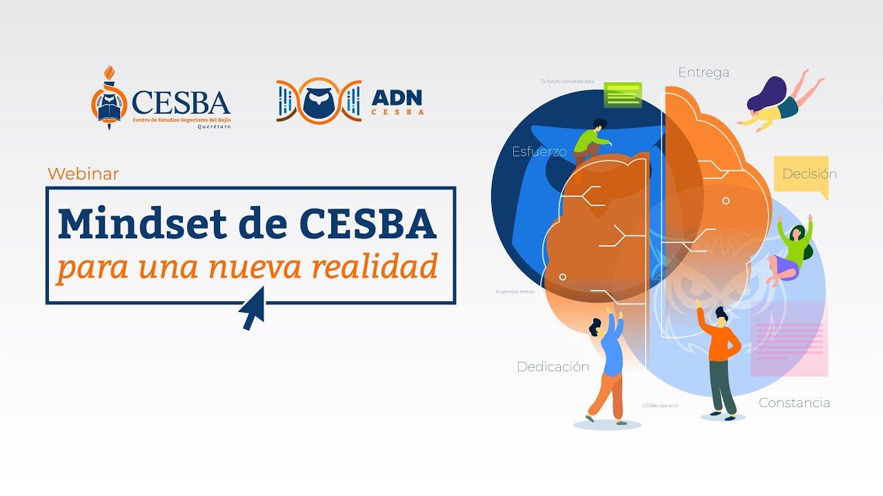 Mindset de CESBA para una nueva realidad