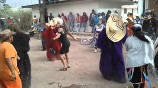 Carnaval Barrio La Luz, Santa Ana H. 2013