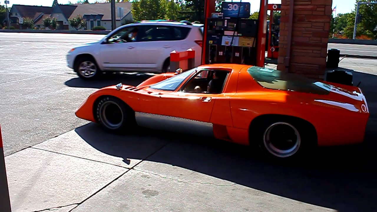 Mclaren Kit Car >> McLaren M6GT -- Kit Car? - YouTube
