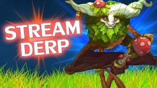 ♥ BLOOM IVERN - Stream Derp #164