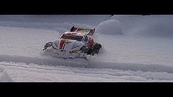 Nikko Vaporizr 2 kauko-ohjattavan talviajoa