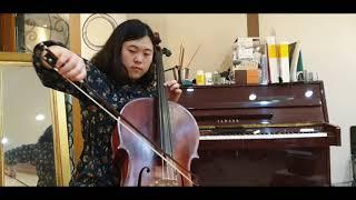 Schubert Ave Maria Cello & Piano Zenith-Juhye Hwang 슈베르트 아베 마리아 첼로 & 피아노 황주혜