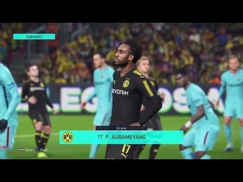 Pro Evolution Soccer 2018 TV Broadcast Camera 10.20.17