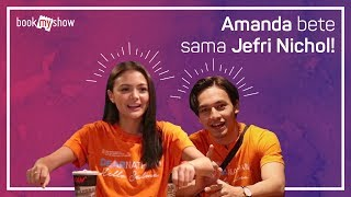 Download Video Kenapa Amanda Rawles Bete sama Jefri Nichol? - BookMyShow Indonesia MP3 3GP MP4