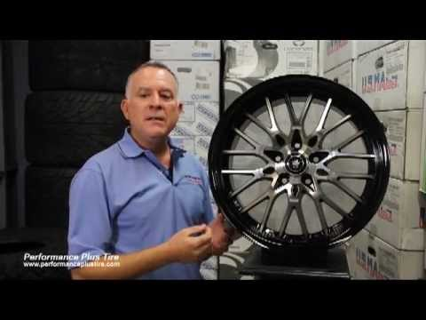 Konig Wheels Lace - Performance Plus Wheel and Tire Review