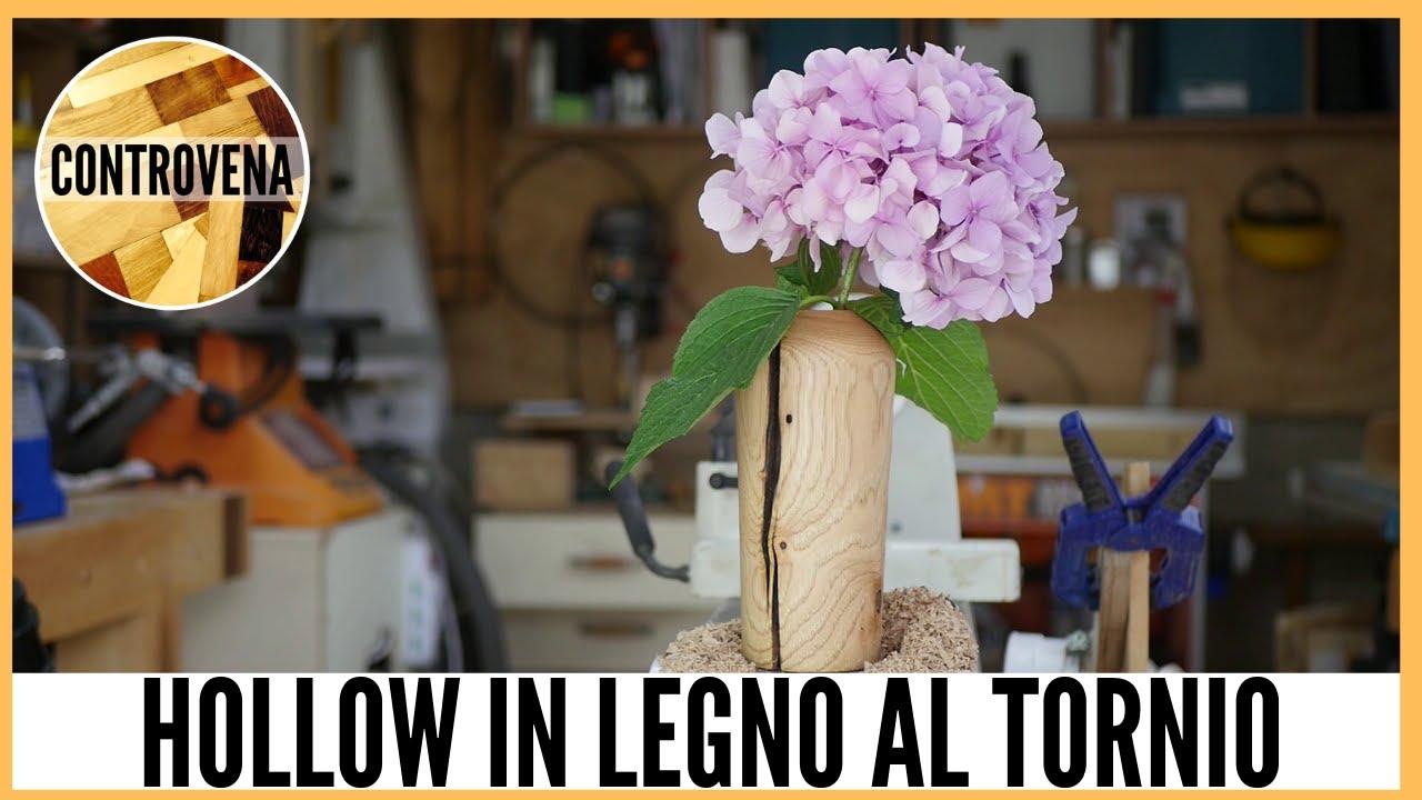 TORNITURA: Hollow in legno | Falegnameria, fai da te e lavorazione del legno